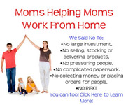 Stay at Home Moms!