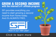 Grow a second income from Home Based Business