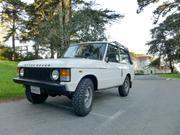 1980 Land Rover 4.6L V-8