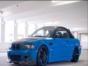 2004 BMW BMW M3 convertible