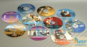 CD printing,  DVD duplication and replication service at its best