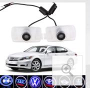 Bright Car Shadow Light TOYOTA - Ac Auto Service