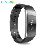 iWOWNfit i6 Smart Wristband Fitness Tracker Heart Rate Monitor IP67 W