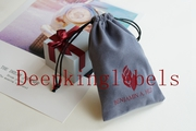 custom jewelry pouch,drawstring gift bags