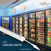 LED Cooler Lights are The Smartest Way To Enhance Sales