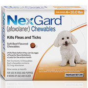 Buy nexgard  for small dog
