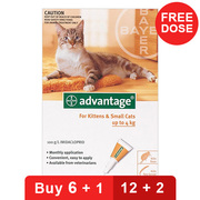 Buy Advantage for Cats Online at lowest Price in US