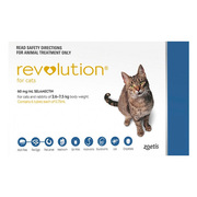 Revolution for Cats : Buy Revolution Flea Control for Cats