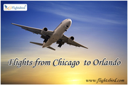 Book Cheap Flights from ORD to MCO at Flightsbird & Get Upto Flat 40%
