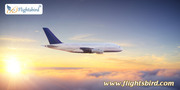 Book Flight Tickets with Flightsbird - Flat 40% OFF