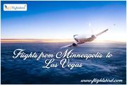 Flights from MSP to LAS Are At $67- Flightsbird