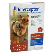Buy Interceptor for Dogs Online at lowest Price in US atCanadaPetCare
