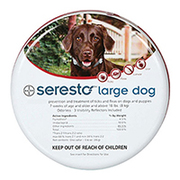 Seresto Flea and Tick Collar for Large Dogs