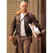 ZEROVILLE JAMES FRANCO BROWN JACKET