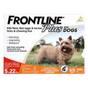 Frontline Plus Online For Dog
