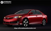 2019 Toyota Camry at Affordable Price in CA - Affordable Used Car