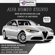 Alfa Romeo Stelvio Price | Best Price New Cars