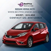Used Nissan Versa Note for Sale | Best Price New Cars