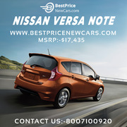 Nissan Versa Note: Most Reliable and Spacious High End Car