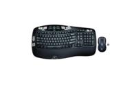 Logitech MK550 Wireless Wave Keyboard and Mouse Combo