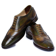 Grab the Latest designs of Wedding Shoes for Men from Lethato