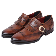 Buy Handmade Kiltie Shoes for Men from Lethato
