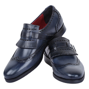 Shop for Handcrafted Kiltie Shoes for Men from Lethato Online Store.